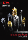 New Rotational Tools Catalogue