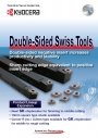 Kyocera: Double-Sided Swiss Tools