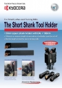 Kyocera: The Short Shank Tool Holder